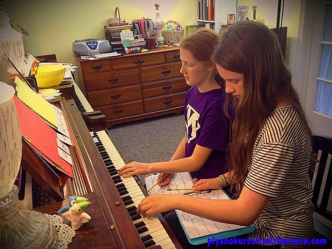 Piyano Öğrenmek